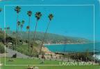 ZS9330 Santa Ana Laguna Beach And Coastline Used Perfect Shape - Santa Ana