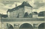 39 Jura DOLE école Jeanne D Arc Couleur Bleue - Dole