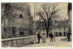 Carte Postale Ancienne Ceyzérieu - La Place - France