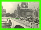 PARIS (75) - CHANGE ET LE PALAIS DE JUSTICE - ANIMÉE - ABEILLE-CARTES - REPRODUCTION - - Other Monuments