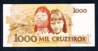 "1000 Cruzeiros   ""BREZIL""     UNC   Ble22 - Brazil"