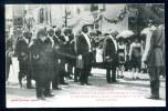 CPSM.  LUNÉVILLE. Fêtes Du 10 Août 1919, Pour Le Retour De La Garnison. La Municipalité Reçoit ... - Luneville
