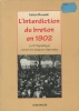 L´interdiction Du Breton En 1902 Par Fanch Broudic, Coop Breizh - Historia