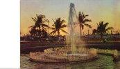 Fountain Near The Manilla Bay - Filippijnen