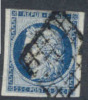 # France 6a, Used, Sound, Just 4 Mgns.  (fr006a-9,  Michel 4a    [16-CE - 1849-1850 Ceres