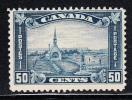 Canada MH Scott #176 50c Grande Pre - Neufs