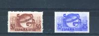 SPAIN  -  1949  UPU  MM - Unused Stamps