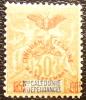 1903 Nouvelle Calédonie Type Groupe Sché 50aire 30 Centimes Neuf * YT 76 Côte Dallay 35.00 € - Zonder Classificatie