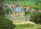51-MARNE-  MONTMORT    Le Chateau  Vue Aerienne - Montmort Lucy