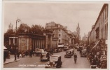 Aberdeen - Union Street, Lively Scene, Cars, Buses, Loaded Horse And Carriage. Real Photo, Postally Used, 1949. - Aberdeenshire