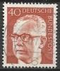 1970 Germania Federale - N. Michel 639 Usato - Usati