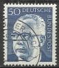 1970 Germania Federale - N. Michel 640 Usato - [7] Repubblica Federale