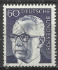 1971 Germania Federale - N. Michel 690 Usato - [7] Repubblica Federale