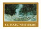 Cp, West Indies, Santa-Lucia, Soufrière - Postcards
