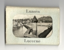 Photos, Suisse - Luzern (Lucerne) - Pochette De 10 Photos - Lieux