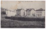 Izieux - Les Villas Des Tilleuls - A Circulé En 1921, Carte Sale - France