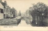 BRUGES - Quai Vert - N. 105 - Brugge