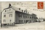 Carte Postale Ancienne Mijoux - A La Faucille. Hôtel De La Couronne - France