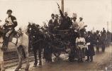 MOSNES.  CARTE PHOTO.  FETE DES FLEURS. CARNAVAL. AVRIL. 1922. - France
