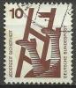 1971 Germania Federale - N. Michel 695 Usato - Usati