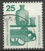 1971 Germania Federale - N. Michel 697 Usato - [7] Repubblica Federale
