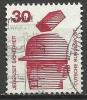 1971 Germania Federale - N. Michel 698 - Usato - [7] Repubblica Federale