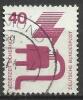1971 Germania Federale - N. Michel 699 Usato - Usati