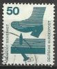 1971 Germania Federale - N. Michel 700 Usato - [7] Repubblica Federale