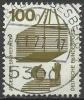 1971 Germania Federale - N. Michel 702 Usato - [7] Repubblica Federale