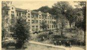 CPA 78 MAGNANVILLE SANATORIUM L AILE GAUCHE 1935 - Magnanville