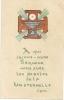 """CARTE DE COMMUNION Du 20 Juin 1951 """"je Renonce à Satan à Ses Ouevres ..... Voir Scan Recto Verso - Religion & Esotérisme"""