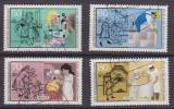 Bundespost Mi.1274/1277 Gestempeld - [7] West-Duitsland
