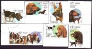 VIETNAM - DOGS  IMPERF.  - **MNH - 1989 - Honden