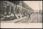 TZARIBROD    Railway Station   Bahnhof     Old Postcard - Bulgarie
