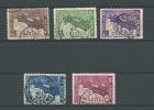 Zegels 249 - 253 Gestempeld Aan 15% - Used Stamps
