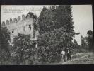 BEAUVOIR-en-ROYANS (Isère) - Ruines Du Châteauj Delphinal - La Grande Muraille Crénelée Et La Tour Carrée - Animée - France