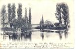 76 SAINT AUBIN LES ELBEUF Le Petit Bras De Seine 1903 Dos Non Divise - France