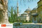 Turquie -Turkey- Turkiye -BURSA- La Mosquée De Murad - Muradiye Camil *PRIX FIXE - Turquie
