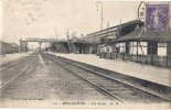 67 BAS RHIN  -  MOLSHEIM  La Gare - Molsheim