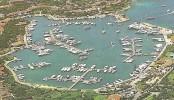 Veduta Aerea PORTO ROTONDO Sardegna (12 X 17 Cm) 1994 - Altre Città