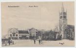 Polen Schneidemühl Pila Neuer Markt Feldpost 1916 - Polen