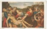 The Deposition, Raphael, Early 1900s Unused Postcard [P7692] - Paintings
