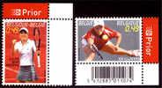 België - Belgique - Belgium : 21-11-2003 (**) : OBC/COB 3225-3226 - Neufs