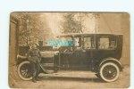 CARTE PHOTO à Idenfier - AUTOMOBILE - VOITURE - MARQUE - Cartes Postales