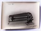 FOTOGRAFIA MACCHINA UTENSILE E.LOVATI E C. GENOVA SESTRI--E.L.53 - Scienze & Tecnica