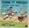 45T B.O DE LA SERIE TV JOHAN ET PIRLOUIT - Children