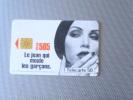 505 LEVIS TELECARTE - Advertising