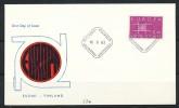 FINNLAND Mi.Nr. 576 EUROPA CEPT- 1963- FDC - Europa-CEPT