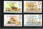 St. Helena ** , 266 - 69 , Schiffe - Sint-Helena