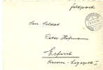 GERMANY FELDPOST COVER MICHELBACH ASCHAFFENBURG 12-6-1940 - WO2